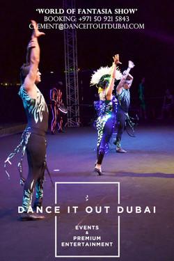 stage shows dubai