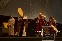 Arabic entertainment dubai