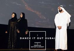Arabic show dubai