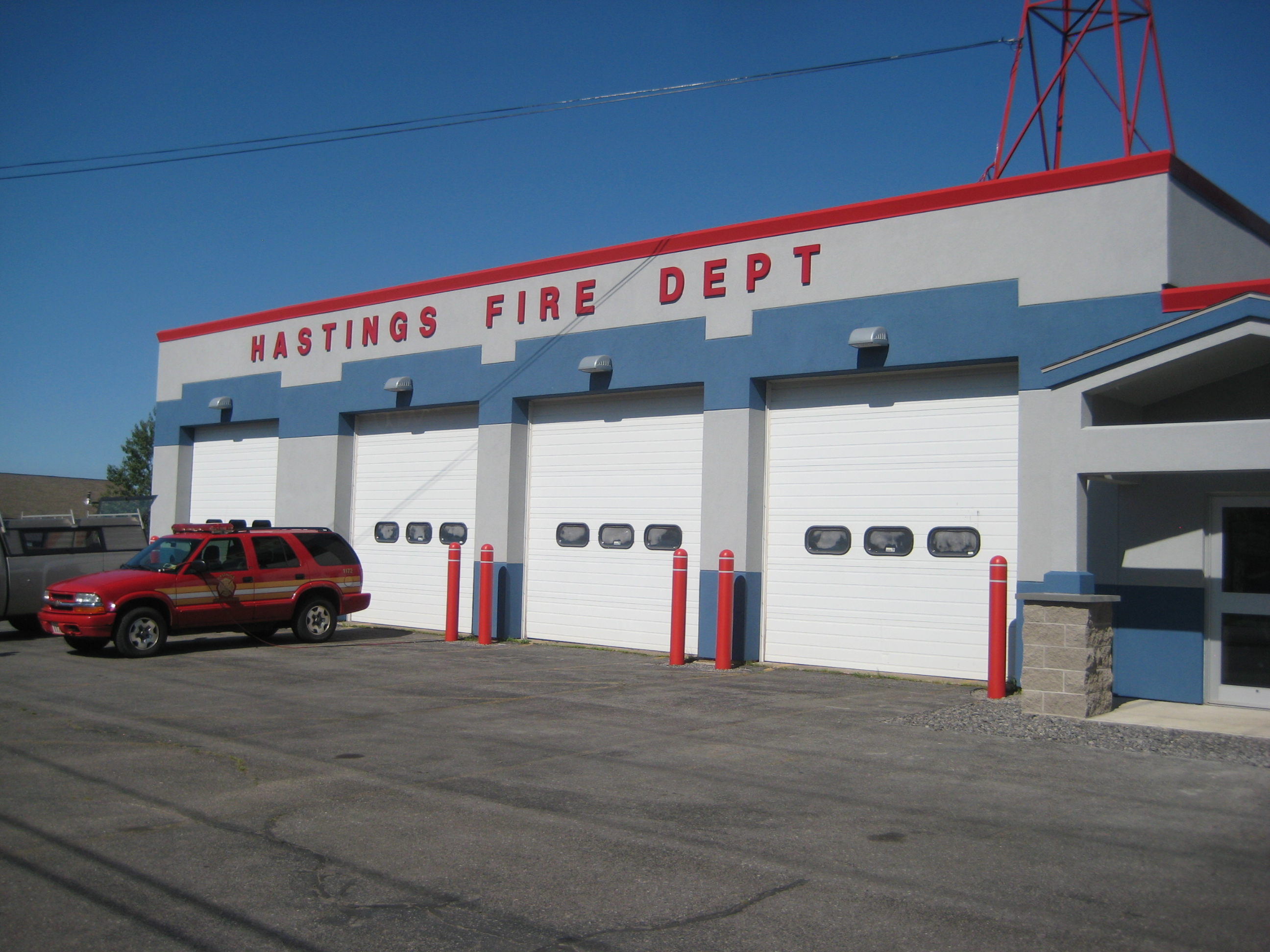 Hastings Fire Department