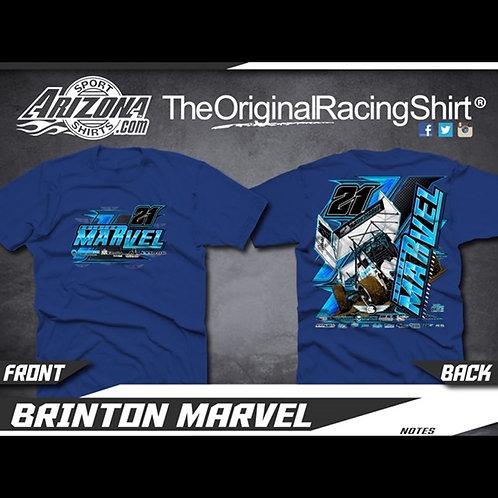 2019 T Shirt - Adult Blue
