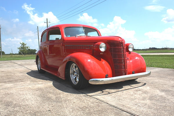 1938 Chevy Willie Moore Streetrodding