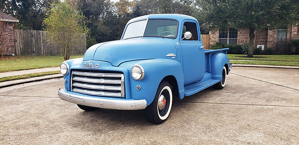 1950 GMC Truck Willie Moore Streetrodding