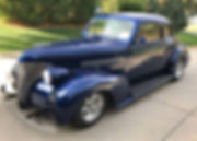 1939 Chevy Coupe Willie Moore Streetrodding