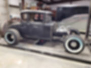 1930 Model A Willie Moore Streetrodding
