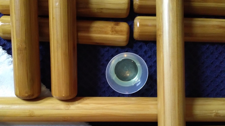 Warm Bamboo Massage + Aromatherapy Oil.
