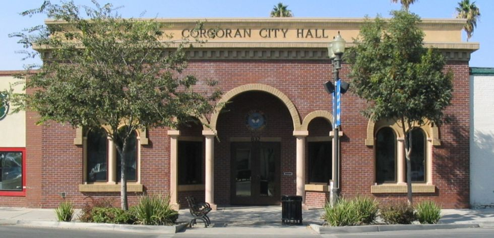 Corcoran City Hall