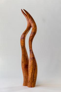 Twine - Plum Wood_24 in tall