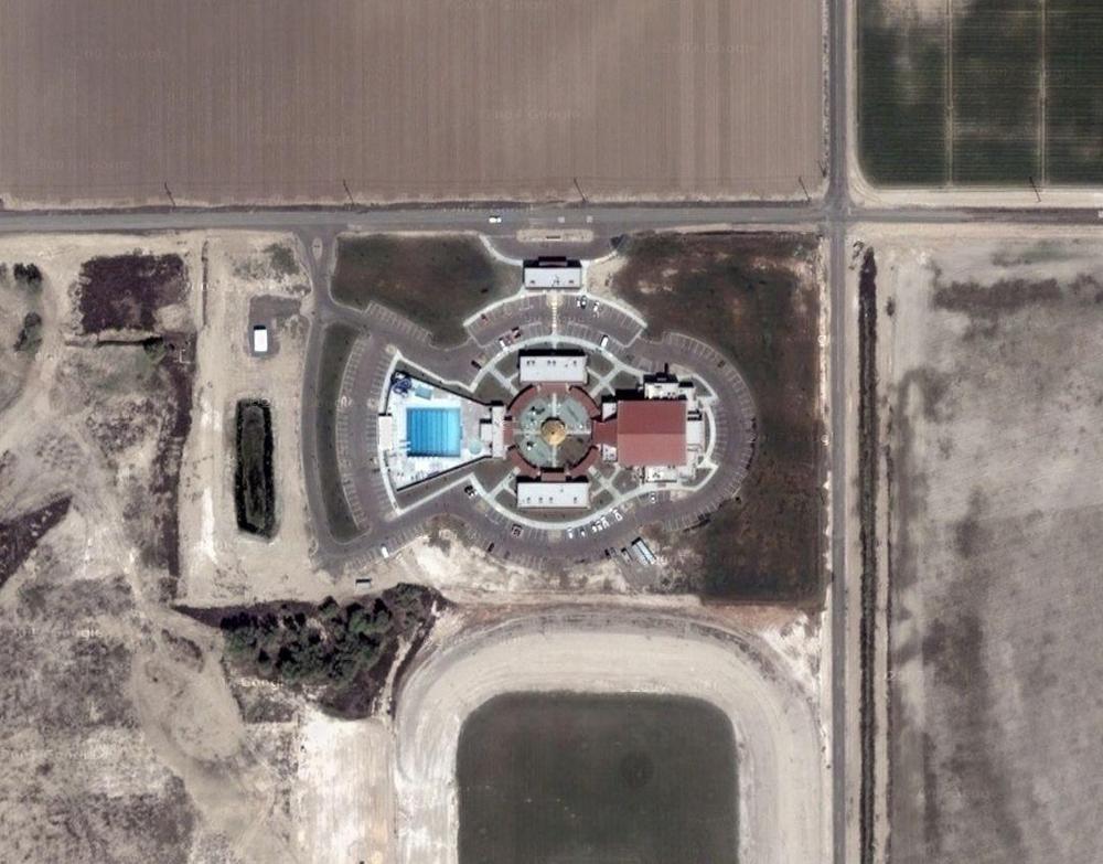 Community Center Aerial