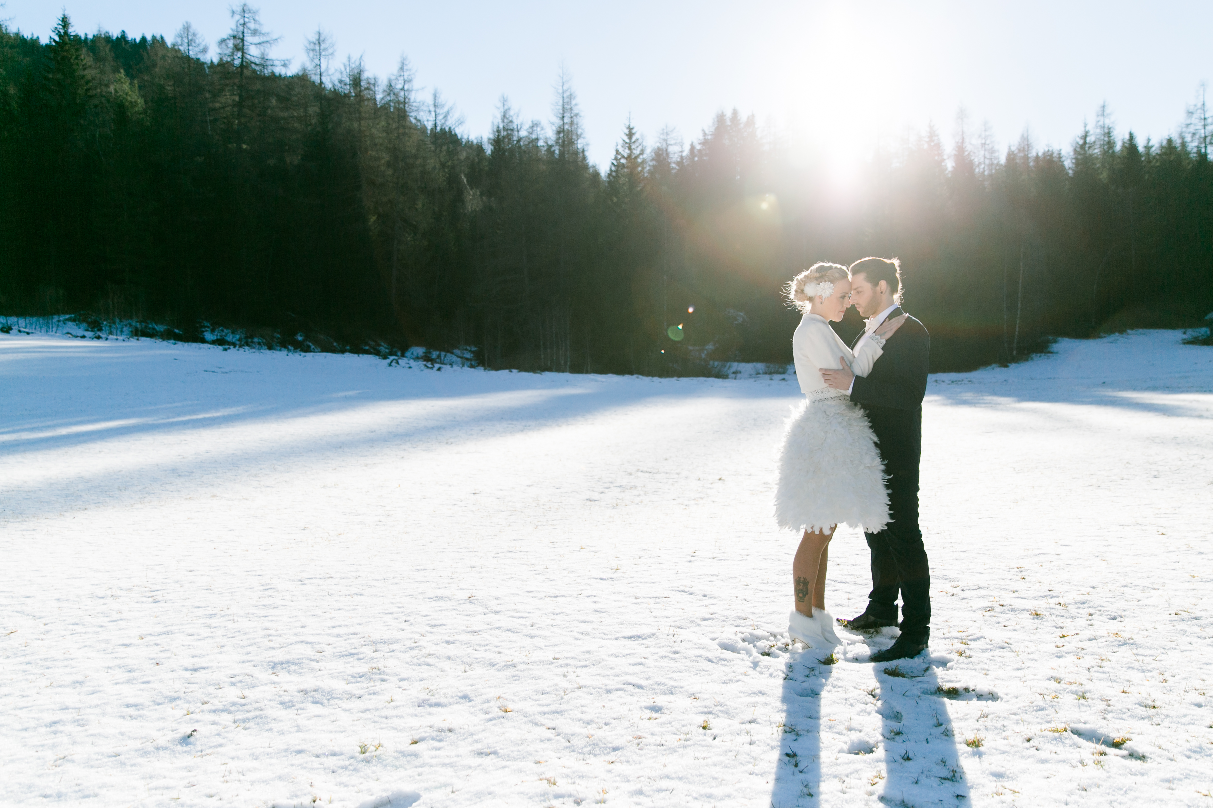 Winter Wedding - DAS KLEID SALZBURG