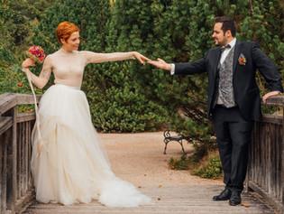 CONNY & MARCEL  -  Can't help falling in love