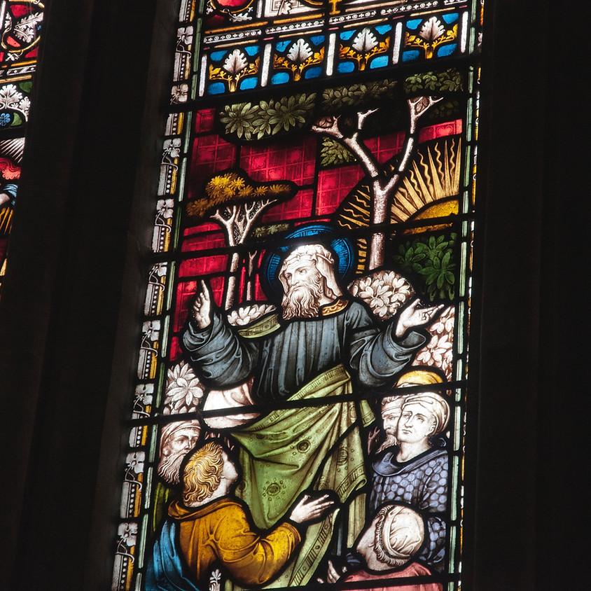Men of Jesus Retreat