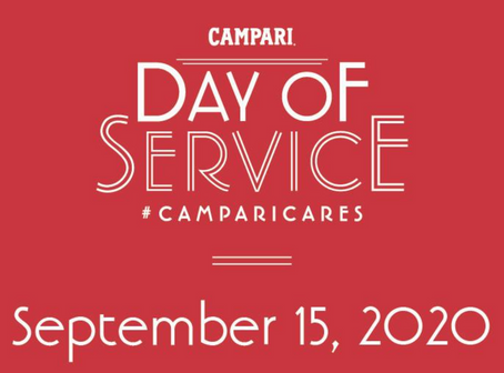 Campari Day of Service Set to Draw Hundreds of Volunteers