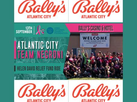 Atlantic City HDRF Ride with Bally's