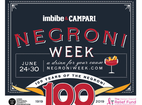 Negroni Newsletter 2019