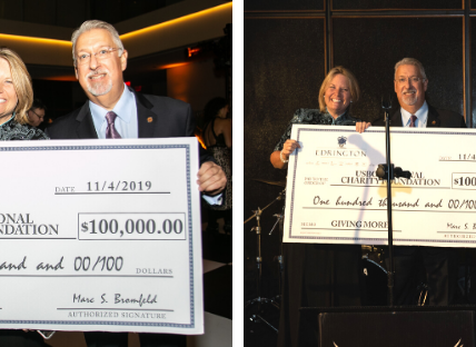 Edrington Makes Generous $100K Donation to the Bartender Emergency Assistance Program