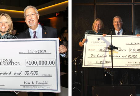 Edrington Makes Generous $100K Donation to the Bartender Emergency Assistance Program