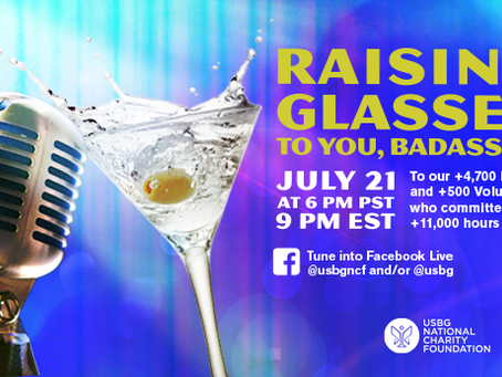 Join Us for a Salute to our Volunteers & Donors