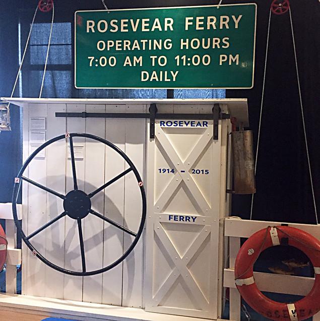 Rosevear Ferry