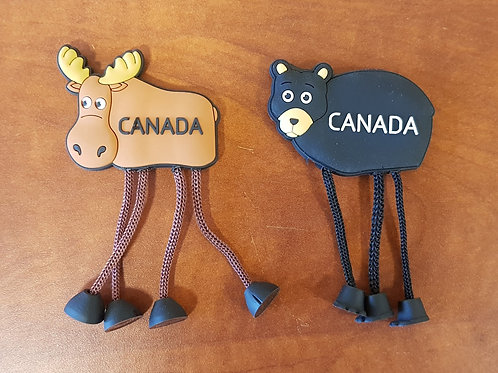 Canada Animal Magnets