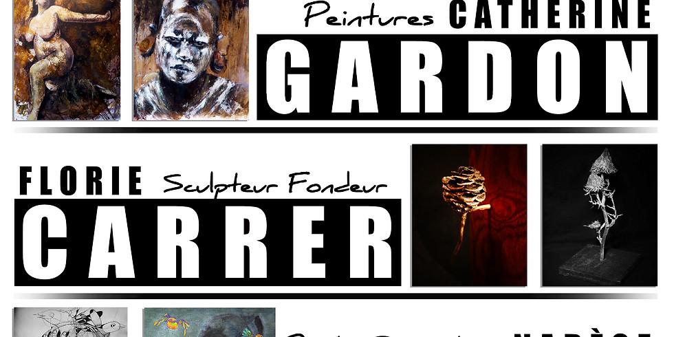 Exposition Peintures, Sculptures, Dessins