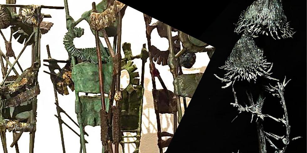 Exposition CARRER, CUFFINI, INQUIMBERT
