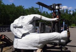 Eléphant de Chambéry