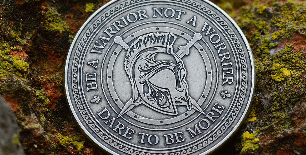 edc coin warrior
