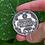 "Thumbnail: Customized  ""Hakuna Matata Coin"" leather sleeve + one Hakuna Matata Coin"