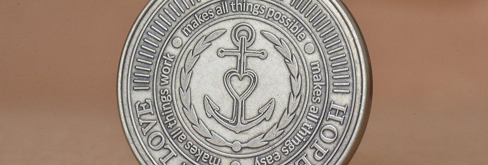 Faith Coin Silver