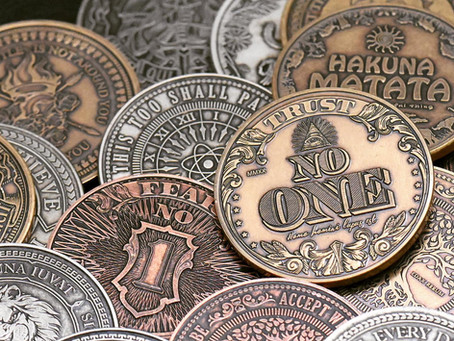 Why You Should Own an Everyday Carry Coin