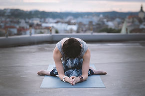 Light & Warm Chesapeake Hot Yoga