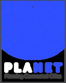לוגו פלאנט תכנון ערים