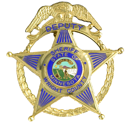 Wright County MN Sheriff Ht Badge.png