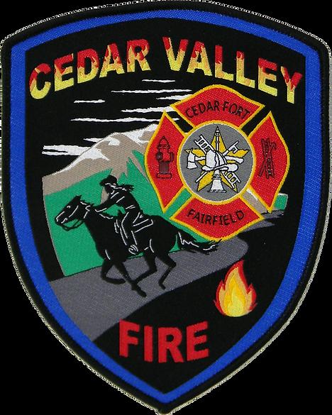 Cedar Valley Fire Woven.png