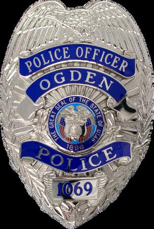 PTE-7585 Ogden PD UT Hero Nate Lyday EOW