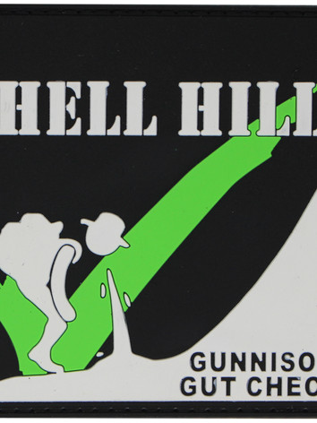 Gunnison Gut Check Hell Hill UT PVC Patc