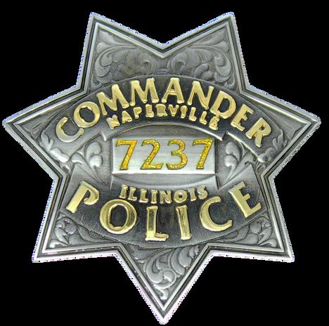 Commander Naperville Badge.png