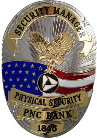 PTE-7499 PNC Bank PA Security Manager Ba
