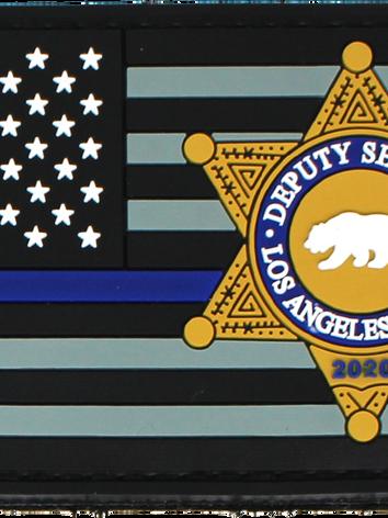 Los Angeles County SO CA Thin Blue Line