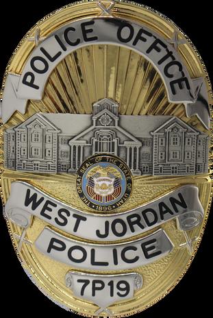 West Jordan UT PD Badge.png