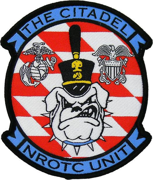 Citadel ROTC Woven.jpg