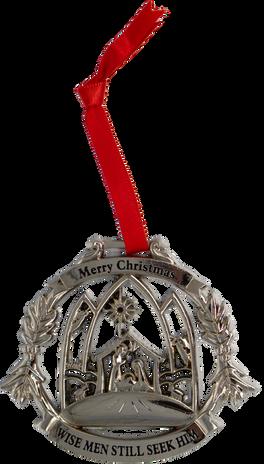 PTE-6861 Willie UT Christmas Nativity Or
