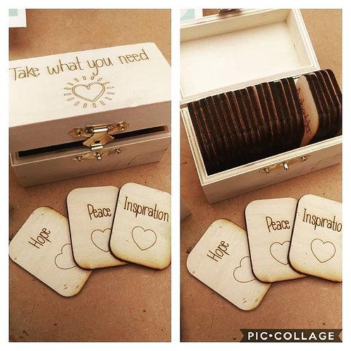 Take what you need box