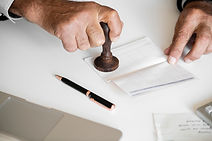 people-checking-bankbook-isolated-white-