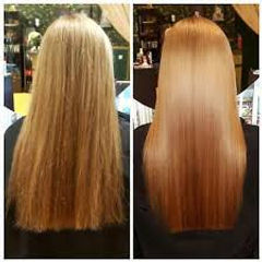 Hair stylist in Paphos, Keratin Hair straightening treatment