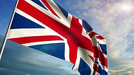 animation-of-the-english-flag-with-a-blu