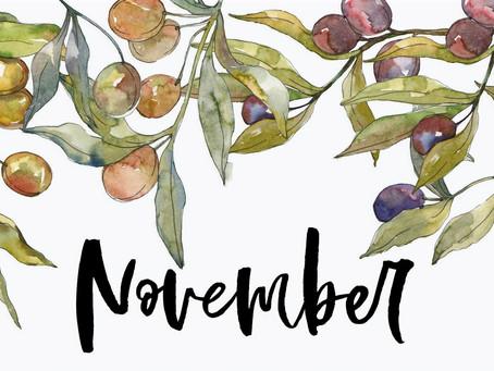 Ноябрь в Miratox