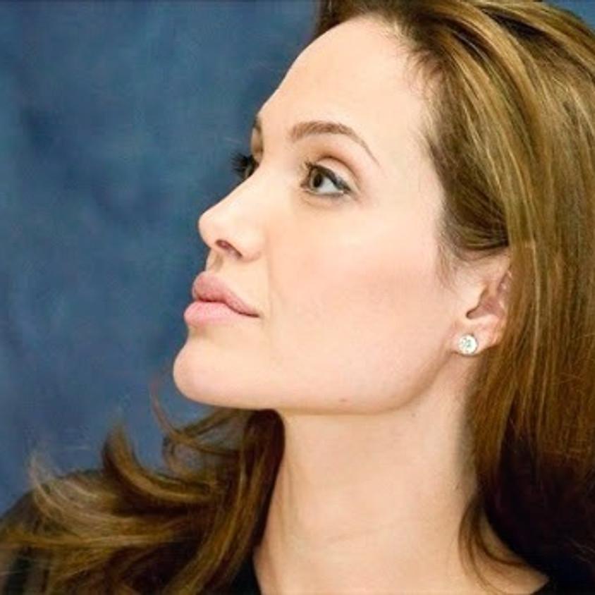 Профиль Джоли (с постановкой руки)