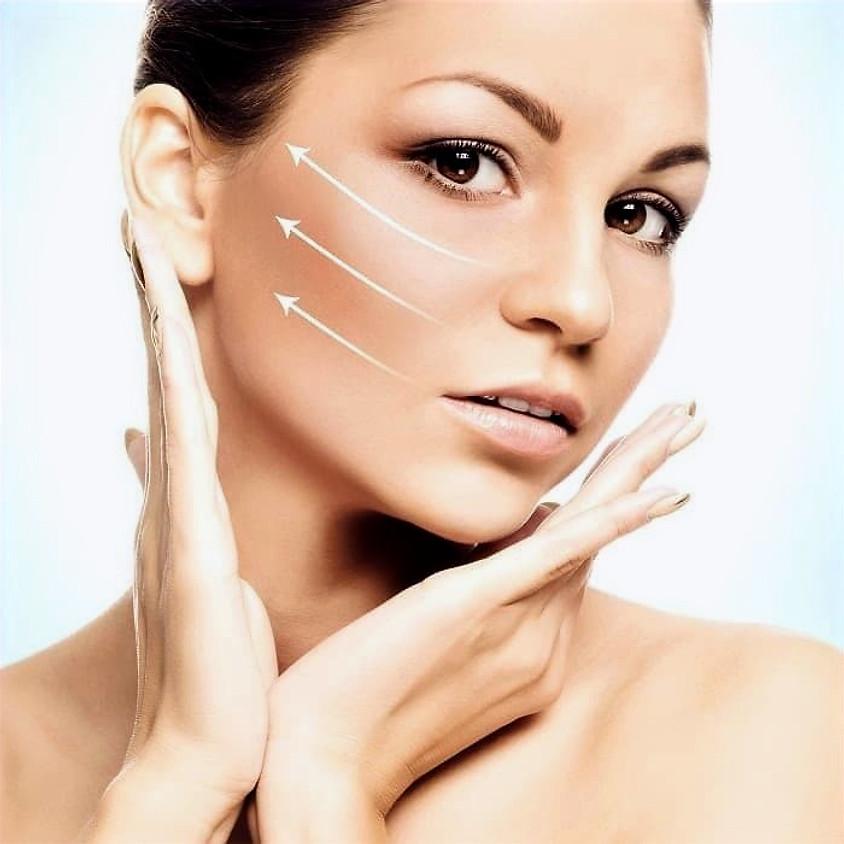 Поєднані методи корекції нижньої третини обличчя. Фокус на шию та декольте